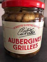 Aubergines Grillées - Product - fr