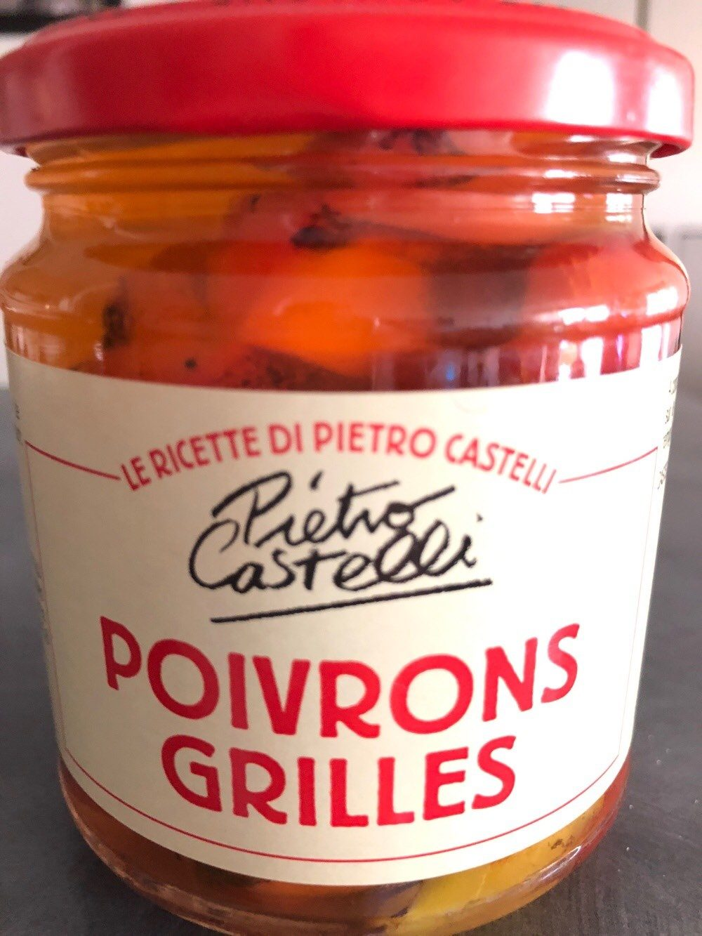 Poivrons Grillés - Product - fr