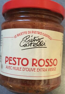 Pesto Rosso - Product - fr