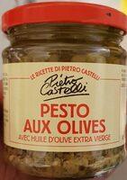 Pesto aux olives - Product - fr