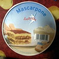 Mascarpone - Producto