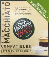 Caffe Vergnano 1882 - Product
