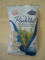 Riso Scotti Mini galete de orez - Product