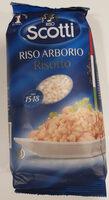 Riso arborio risotto - Producto