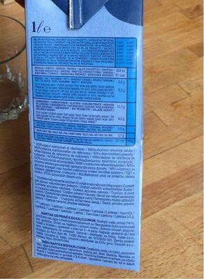 Rice Calcium - Informations nutritionnelles