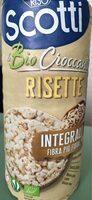 Bio croccanti Risette - Product