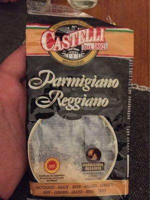 Parmesan Reggia 100G.Cast, - Product - it