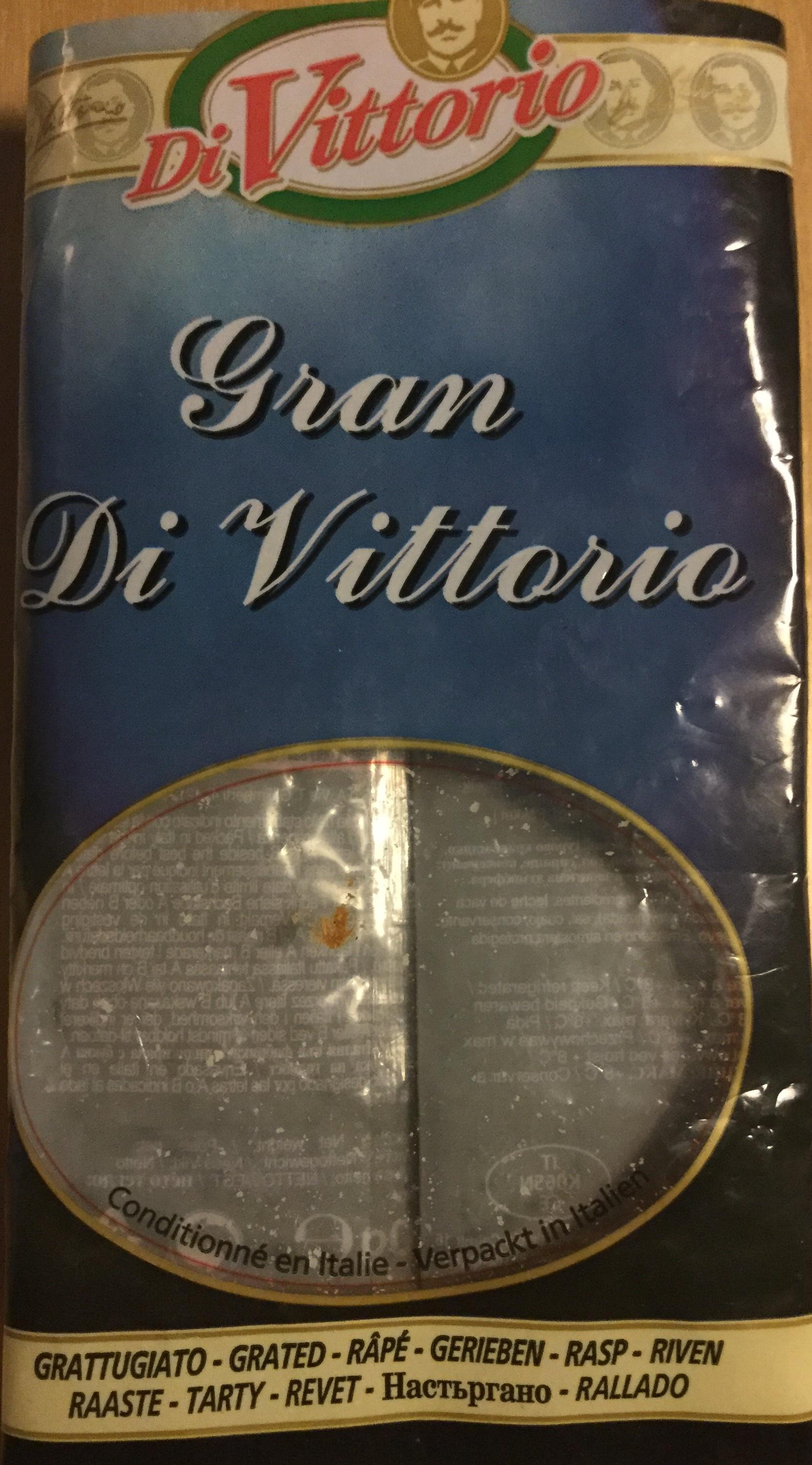 Gran di Vittorio - Product