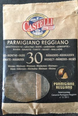 Parmigiano Reggiano (Parmesan) - Produit
