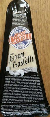 Gran Castelli Juusto - Produit - fr
