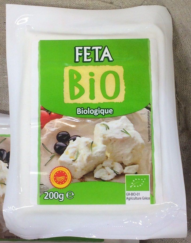 Feta bio - Produit - fr