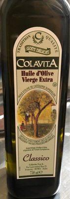 Huile Olive Vierge Extra - Produit - fr