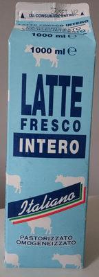 Latte fresco intero - Product