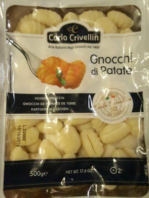 Potato Gnocchi - Produit - en