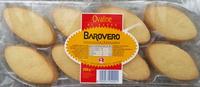 Ovaline al burro Barovero Specialità Dolciarie - Prodotto