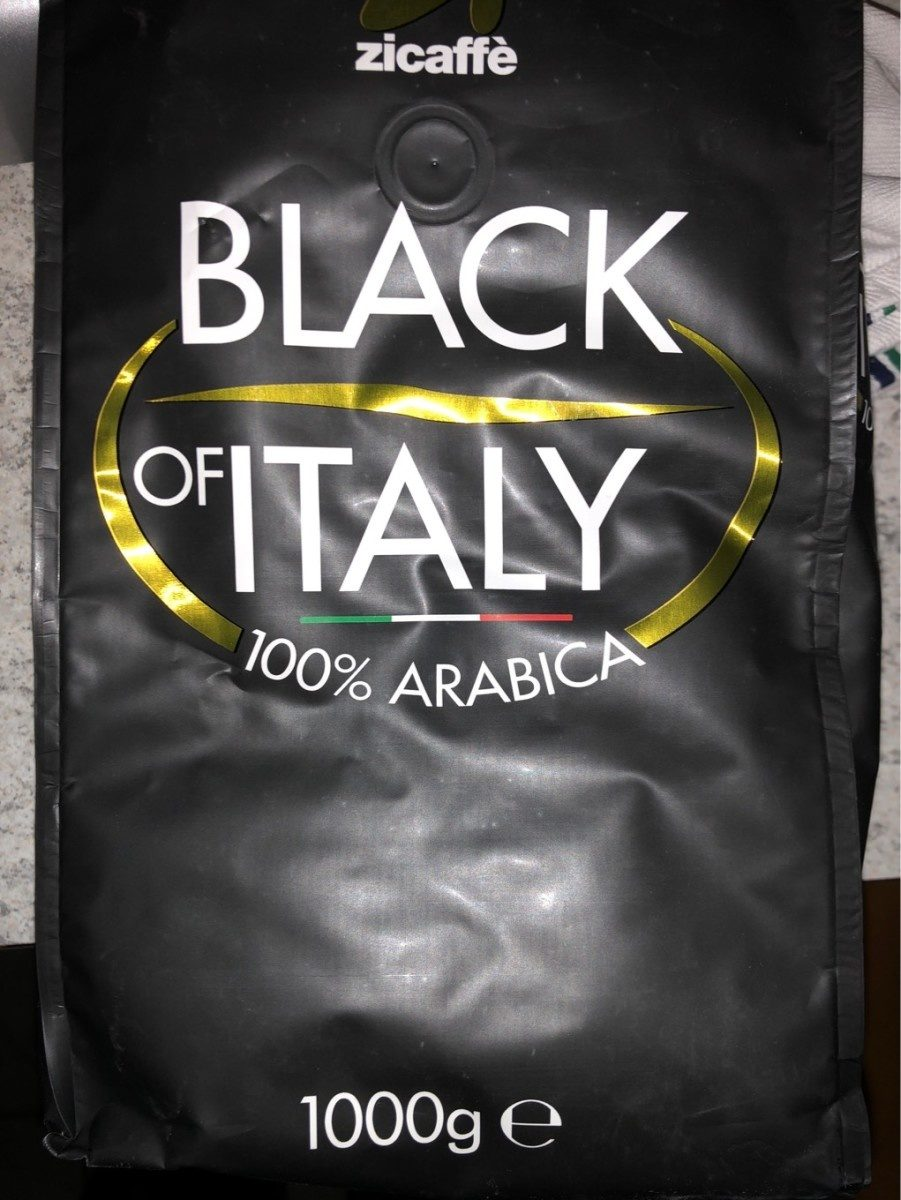 Black of Italy - Product