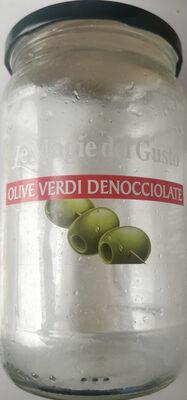 olive verdi denocciolate - Prodotto - it