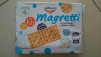 Cracker Magretti - Prodotto