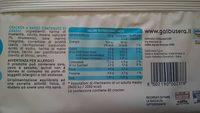 Cracker Magretti - Ingrediënten