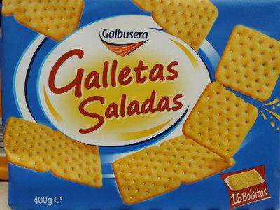 Galletas Saladas - Product
