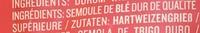 "Fusilli ""Vecchia Maniera"" - Ingredients"