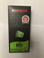 Kimbo espressivo - Product - fr