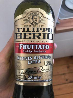 Natives Olivenöl extra - Product