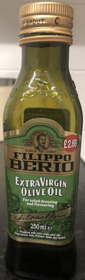 Extra virgin olive oil - Produit - en