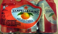 Aranciata Rossa Sparking Blood Orange - Product - en