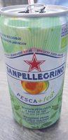 SanPellegrino Pesca + Tea - Product - fr