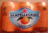 San Pellegrino Anranciata - Product - fr