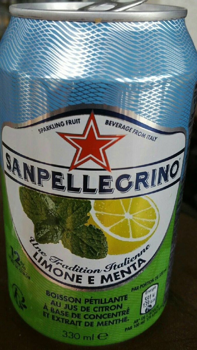 Limone E Menta - Produit