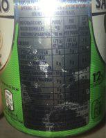 Limone E Menta - Nutrition facts