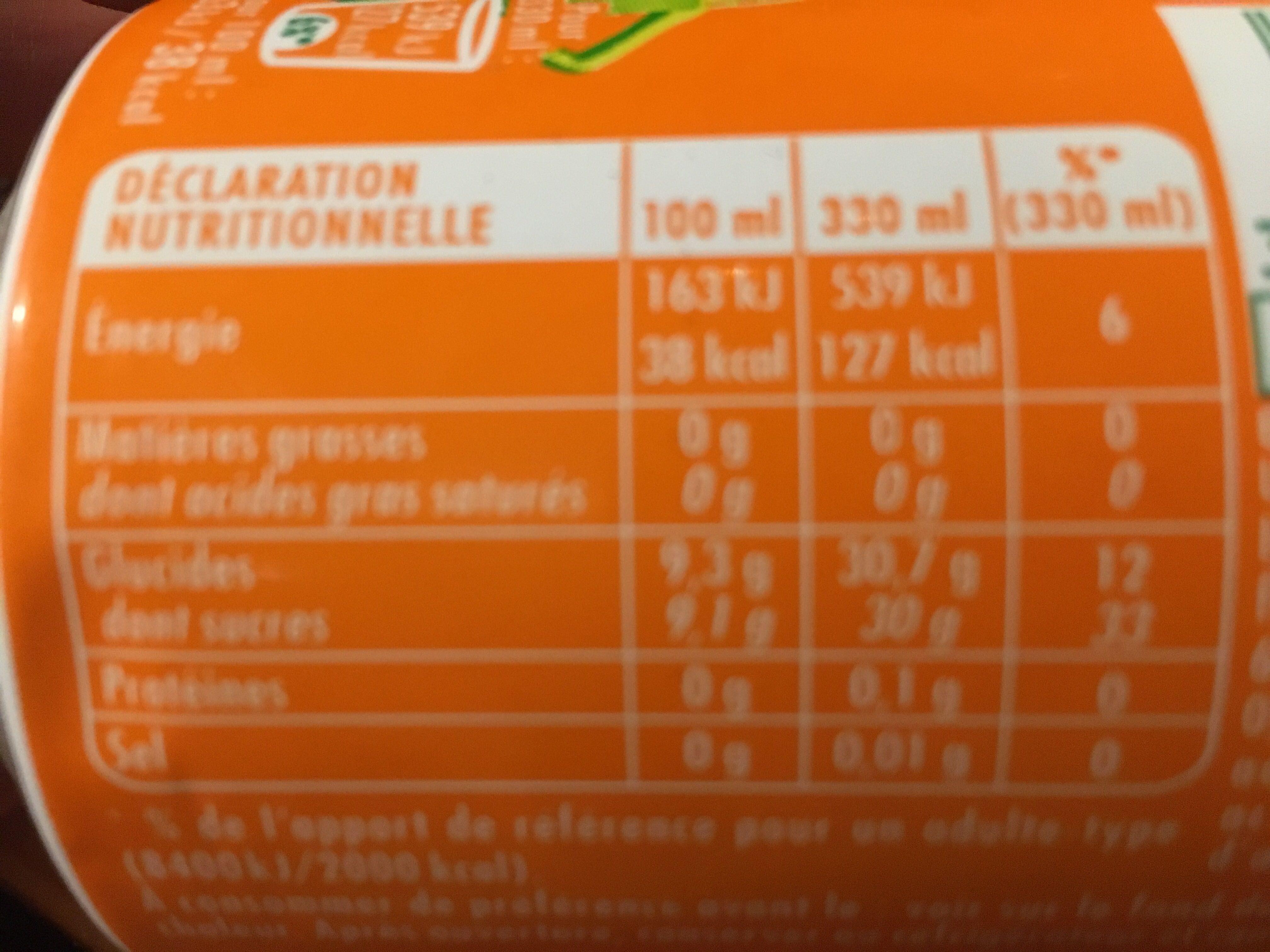 Pomegranate & Orange - Product - fr