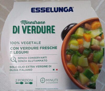 Minestrone di verdure - Produit - it
