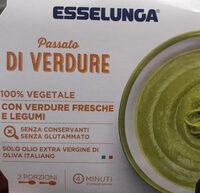 passato di verdure - Produit - it