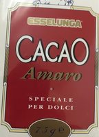 Cacao - Product
