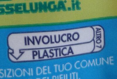 Farro perlato - Istruzioni per il riciclaggio e/o informazioni sull'imballaggio - it