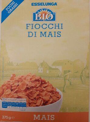 Fiocchi di Mais Bio - Product - it