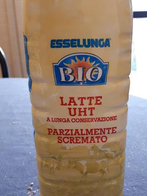 esselunga latte bio parzialmente scremato - Prodotto