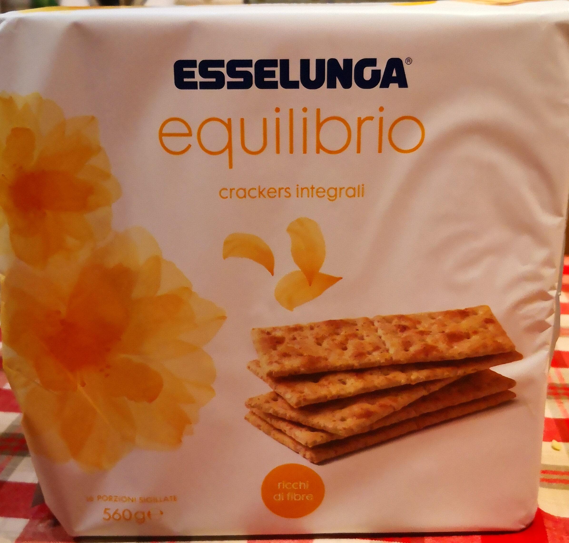equilibrio crackers integrali - Product