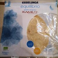 piadina di grano kamut - Product