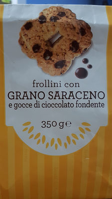 frollini con grano saraceno - Product
