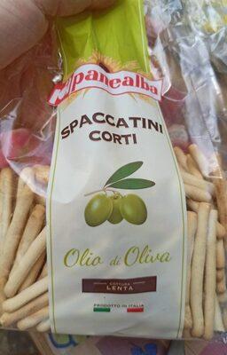 Spaccatini corti - Produit - fr
