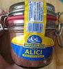 filetti di alici - Product