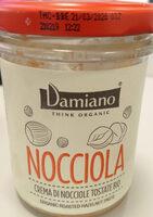 Crema di nocciole tostate bio - Prodotto - it