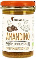 Amandino Purée d'amandes grillées - Produit - fr