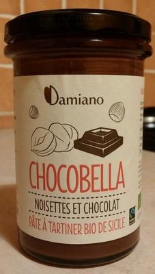 Chocobella Noisettes et chocolat - Prodotto - fr