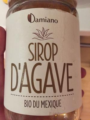 Sirop d'Agave Bio du Mexique - Product