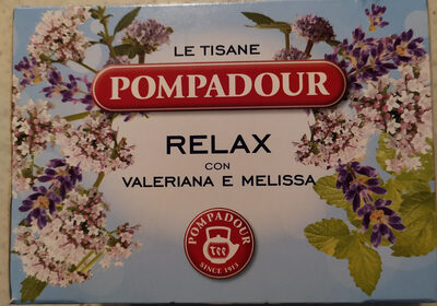Relax con valeriana e melisa - Product - en